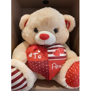 107  Urso Grandão com coração