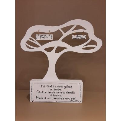 """Arvore madeira """"uma família..."""""""