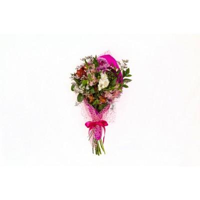 Bouquet de astroemerias