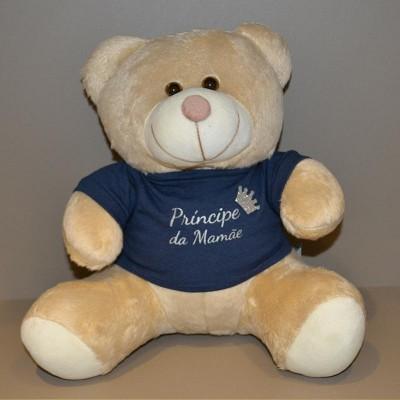 Urso de Pelúcia Príncipe da mamãe