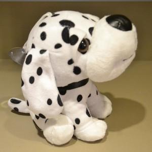 Cachorro Dalmata Pelucia