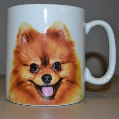 Caneca Porcelana Pet Spits 483